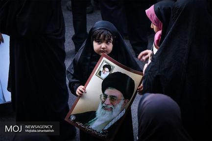 مراسم+تشییع+شهدا+در+گلستان+شهدای+اصفهان (2)