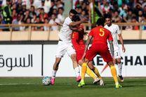 بازی خود را به حریف دیکته کردیم/ چین نسبت به بازی رفت از نظر بدنی قویتر بود