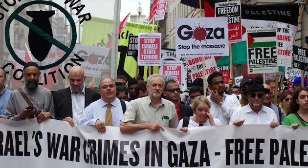 انگلستان باید فلسطین مستقل را به رسمیت بشناسد