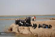 اعزام بیش از 6 هزار گردشگر به راهیان نور دریایی/ حضور گردشگران در مناطق عملیاتی خلیج فارس