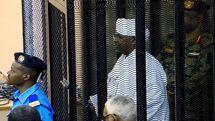 جلسه دوم محاکمه عمر البشیر آغاز شد