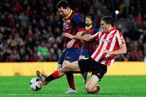 بارسلونا از جهنم سن مامس سه امتیاز به دست آورد