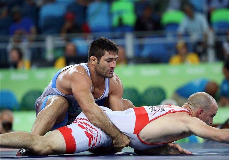 صعود سعید عبدولی به یک چهارم نهایی