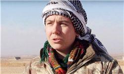 حضور تعدادی داوطلب انگلیسی میان کُردهای سوریه برای نبرد «رقه»