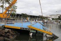 خرابی اسکله قایقرانی، المپیک ۲۰۱۶ را تحت تاثیر قرار نمیدهد