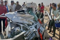 تصادف مرگبار جان 3 نفر را گرفت