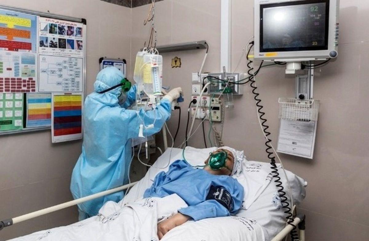 بستری شدن 80 بیمارجدید کرونایی در منطقه کاشان / حداقل سن بستری کودکی یک ساله