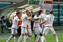 پیروزی آسان یاران محمدی در خانه تیم ته جدولی