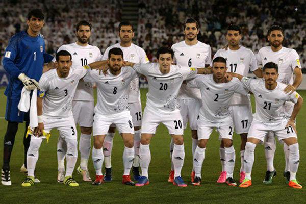 صعود ایران در رنکینگ جهانی فیفا