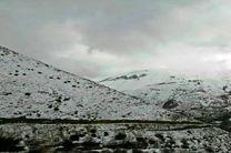 میزان برف در مناطق کوهستانی گلستان 88 درصد کاهش یافت