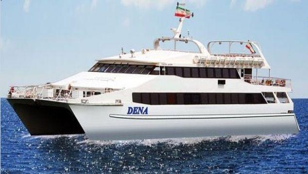 افزایش 163 درصدی سفر دریایی به کیش در ایام نوروز
