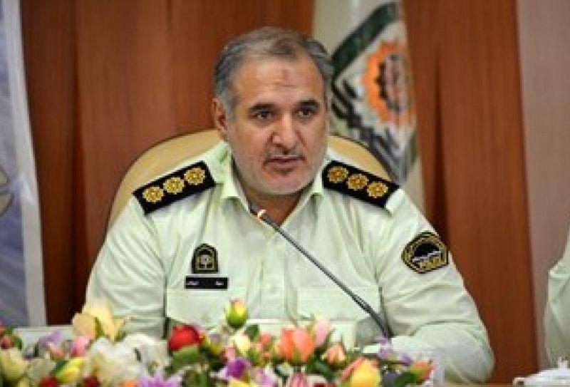 پلیس قم امنیت کم نظیری را در تاسوعای حسینی رقم زد
