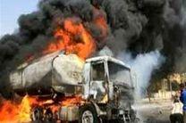 55 کشته در پی انفجار تانکر سوخت در نیجر