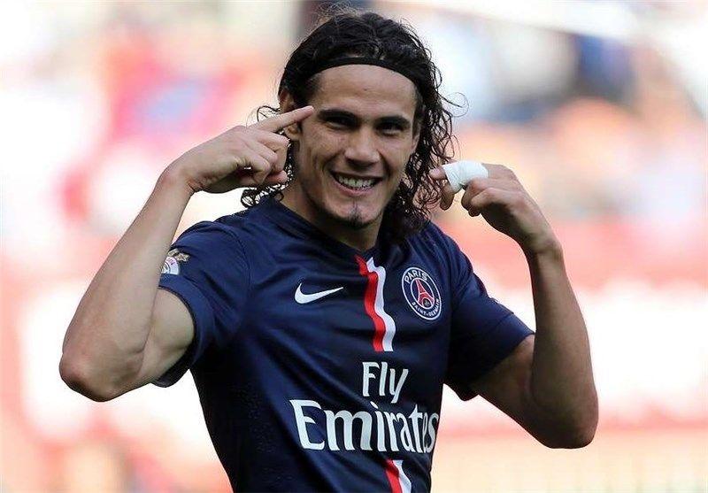 کاوانی بهترین بازیکن خارجی لیگ فرانسه در سال ۲۰۱۷ شد