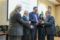 رتبه اول نشریات بانک سپه در چهاربخش جشنواره ملی انتشارات