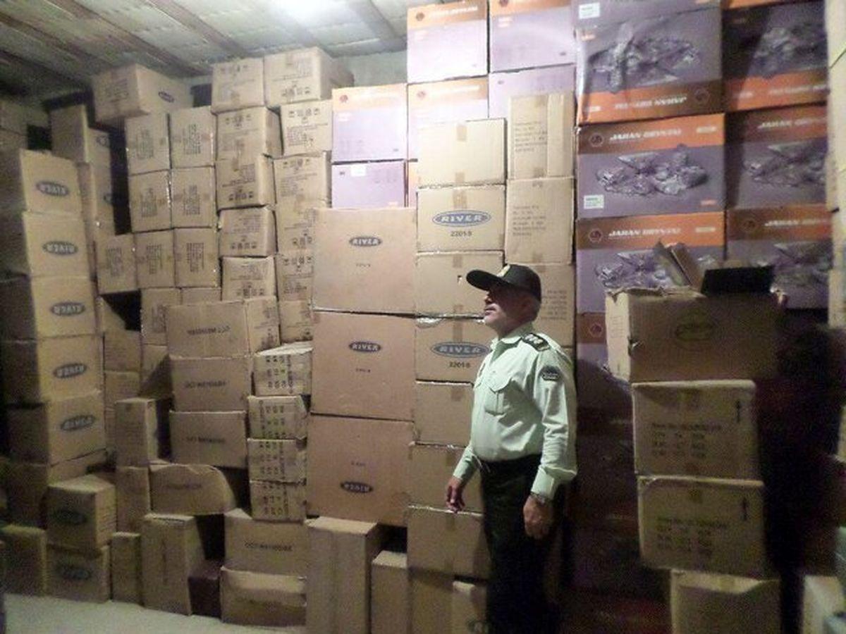هزار پرونده تخلف قاچاق به تعزیرات در مهرماه 99 ارسال شد
