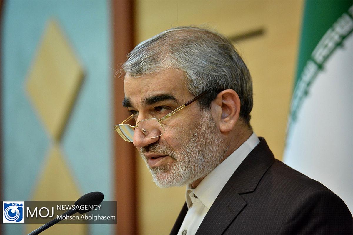 ایران همانند کشورهای منطقه تابع خواست نامشروع آمریکا نیست
