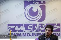 حضور علیرضا دبیر عضو شورای شهر تهران در خبرگزاری موج