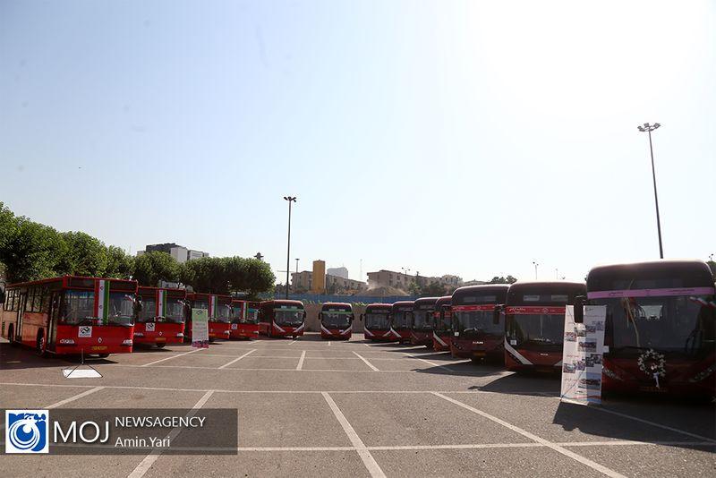 افزایش اتوبوسهای فعال در خطوط شبانه