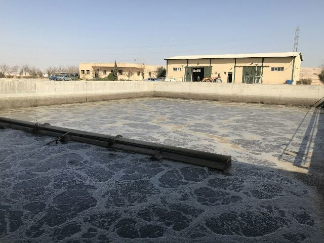 کارشناسان محیط زیست از تصفیه خانه های فاضلاب یزد بازدید کردند