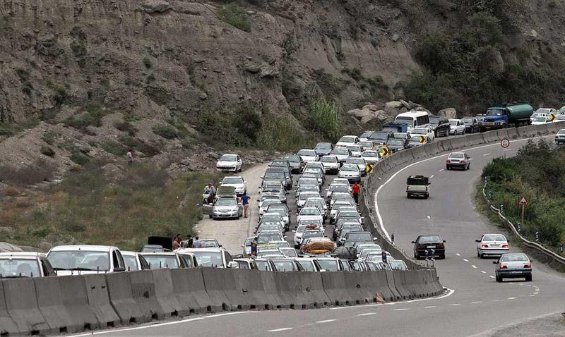 آخرین وضعیت جوی و ترافیکی جاده 21 مهر ماه