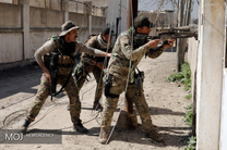 نبردهای سنگین و تن به تن در مناطقی از موصل