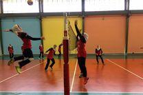 بازیکنان اردوی انتخابی تیم ملی والیبال بانوان ایران مشخص شد