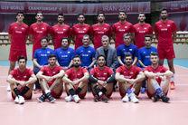فدراسیون جهانی والیبال: ایران دوره پادشاهی خود را افزایش داد