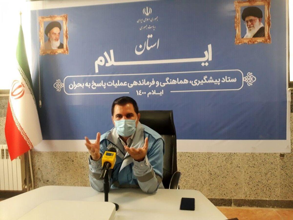 6 تیم ارزیاب در بخش صالح آباد ایلام مستقر شدند