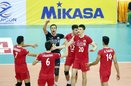 مشخص شدن حریفان جهانی نوجوانان والیبالیست ایران