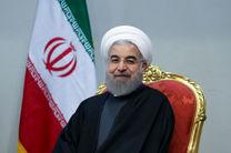 رئیس جمهور درگذشت حاج حسین علاف را تسلیت گفت