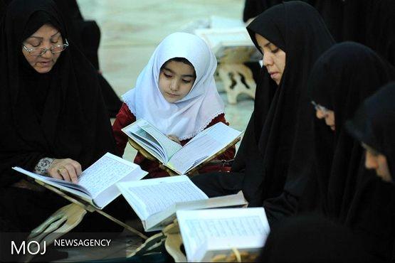 توسعه فعالیتهای قرآنی کاهش آسیبهای اجتماعی را به دنبال دارد