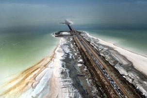 تراز دریاچه ارومیه ۲۰ سانتیمتر از برنامهریزی عقب افتاد