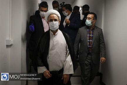 افتتاح مجتمع ویژه صلح و سازش شهید سلیمانی