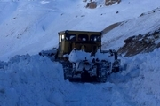 گردنه کلوسه در محور فریدونشهر - پشتکوه  مسدود شد