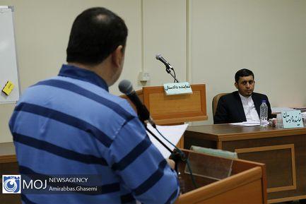 دهمین جلسه دادگاه رسیدگی به مفسدان اقتصادی در بانک سرمایه