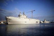 ورود غیرقانونی یک کشتی فرانسوی به آب های چین