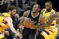 شکست مجدد کاوالیرز در لیگ NBA