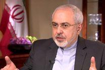 ظریف: خودتان را مسخره نکنید، سیاست تغییر حکومت در ایران جواب نمیدهد