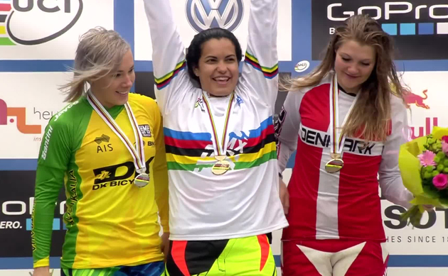 رکاب زن بریتانیایی با رفع اتهام دوپینگ راهی المپیک شد
