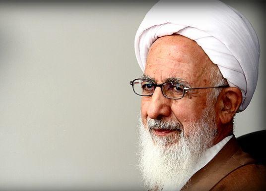 پیام تقدیر آیت الله جوادی آملی خطاب به علی لاریجانی