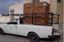 اهدا ۱۲ دستگاه یخچال به زوجهای خانواده ایتام در میناب