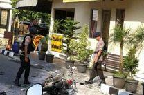 حمله ترویست انتحاری به مقر پلیس در اندونزی