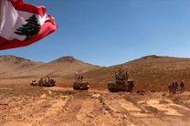 ارتش لبنان 2 پهپاد رژیم صهیونیستی را هدف تیراندازی قرار داد