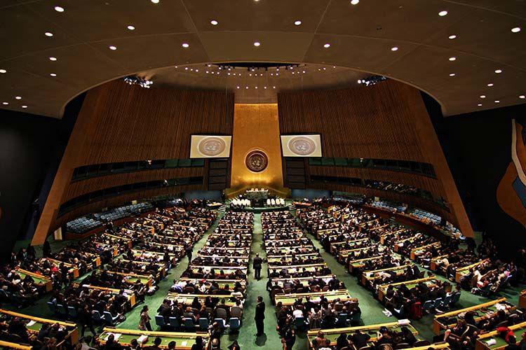 ۶ کشور، حق رأی در مجمع عمومی را از دست دادند