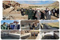 ۱۵۰۰ هکتار از زمینهای کشاورزی امیرآباد مهران بزودی سیراب می شوند