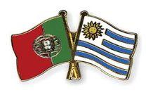 ساعت بازی اروگوئه و پرتغال در مرحله یک هشتم نهایی جام جهانی