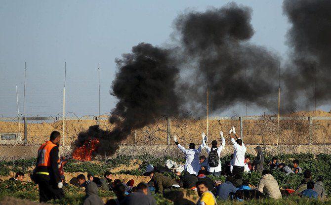 شهادت جوان فلسطینی در نابلس