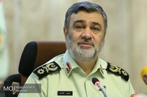 فرمانده ناجا از مجروحان پلیس مشهد بازدید کرد