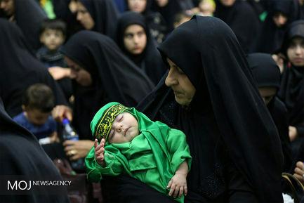 مراسم همایش شیرخوارگان حسینی در کردستان